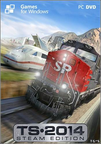 Train Simulator 2014: Steam Edition (2013) РС by tg