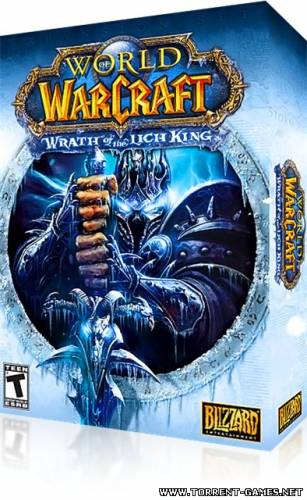 World of WarCraft: Wrath of the Lich King 3.3.3 (2010) PC