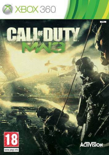 Call of Duty: Modern Warfare 3 [PAL / RUSSOUND] (XGD3) (LT+3.0)