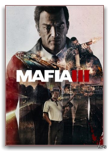 Мафия 3 / Mafia III - Digital Deluxe Edition [v 1.080.0.1 + 4 DLC] (2016) PC | RePack от qoob
