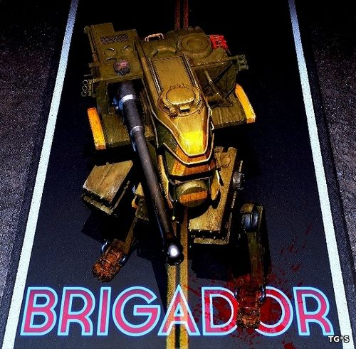Brigador: Up-Armored Deluxe (2017) PC | Лицензия