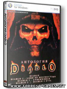 Diablo II + Lord of Destruction (Blizzard Entertainment) (RUS-ENG) [Сборка] от Raf-9600
