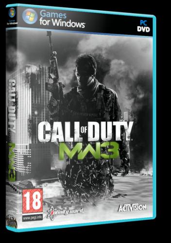 Call of Duty: Modern Warfare 3 (Новый диск) (RUS)