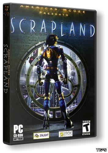 Scrapland: Хроники Химеры [RePack] [2004|Rus|Eng]