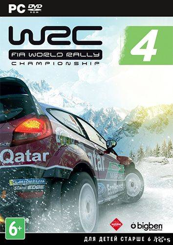 WRC 4 FIA World Rally Championship (2013/PC/RePack/Eng) by R.G. Element Arts