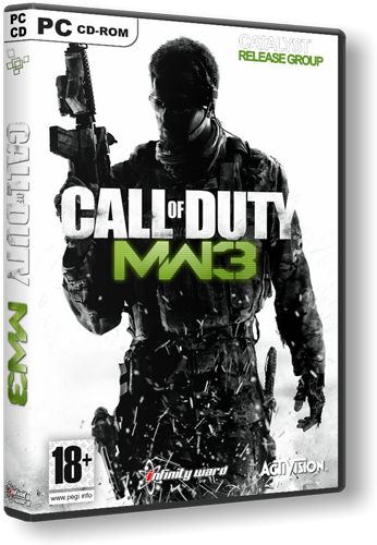 Call of Duty: Modern Warfare 3 (Новый диск) (RUS) [RIP] от R.G. Catalyst