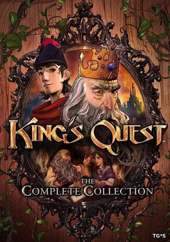 King's Quest: The Complete Collection (Главы 1-5) (ENG/MULTI3) [Repack]