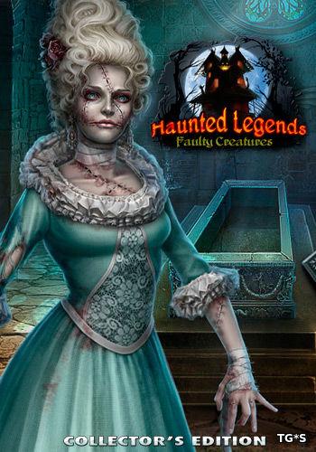 Легенды о призраках 9: Несовершенные создания. Коллекционное издание (2016) PC