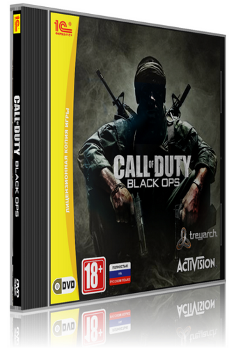 (PC) Call of Duty: Black Ops Multiplayer Crack Only [2010, Action (Shooter) / 3D / 1st Person, русский]
