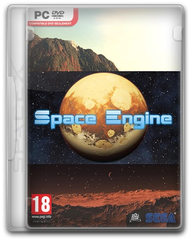SpaceEngine [v 0.9.7.3] (2015) PC | RePack от SpaceX