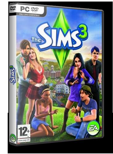 The Sims 3 (2009) PC Оригинальная