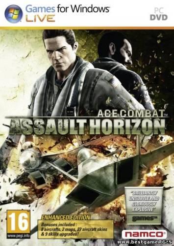 Игра Ace Combat Assault Horizon - картинка 1