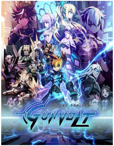 Azure Striker Gunvolt (2015) PC | Лицензия