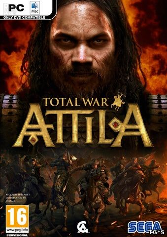 Total War: ATTILA [v 1.6.0 + 8 DLC] (2015) PC | RePack от FitGirl