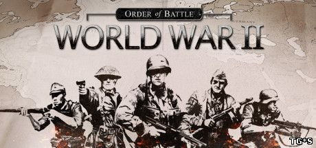 Order of Battle: World War 2 (2016) PC | Лицензия