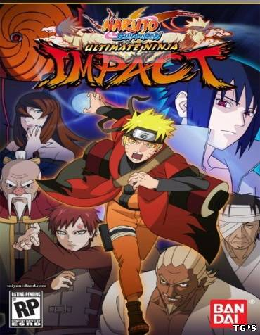 Naruto Shippuden: Ultimate Ninja Impact PC Final (Namco Bandai Games) (ENG) [P]