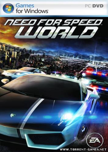 Need For Speed World(ENG) (Online-only) [Repack by RM™] [2010] PC