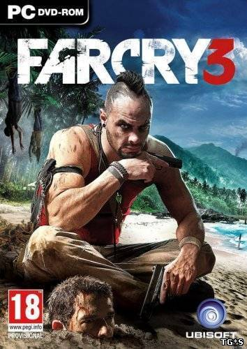 Far Cry 3: Deluxe Edition [v 1.05] (2012) PC | RePack by xatab