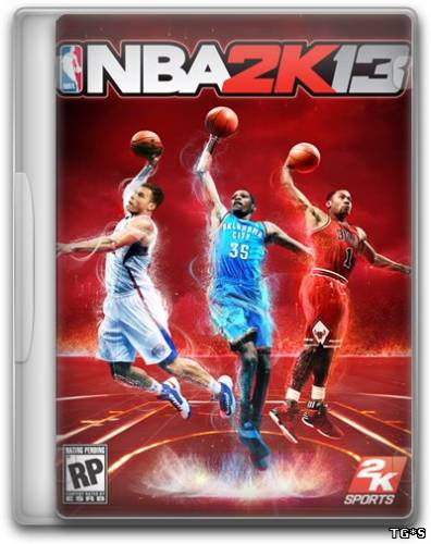 NBA 2K13 (2012) PC | RePack by SeregA-Lus
