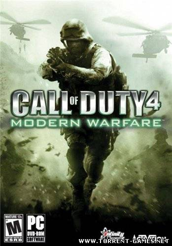 Call of Duty 4 - Modern Warfare / MultiPlayer Only 1.7 + Rotu Maps