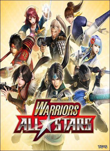 Warriors All-Stars [ENG / JAP] (2017) PC | Лицензия