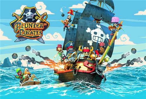 Plunder Pirates [v2.2.1] (2015) Android
