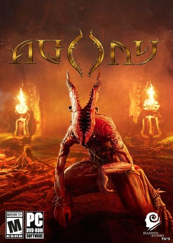 Agony [Update 4] (2018) PC | RePack от qoob
