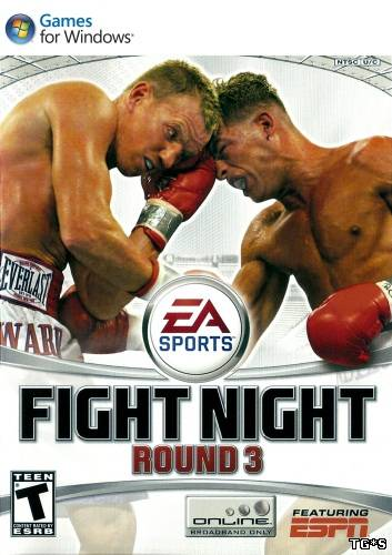 Fight Night Round 3 (2007/PC/Rus|Eng) by tg