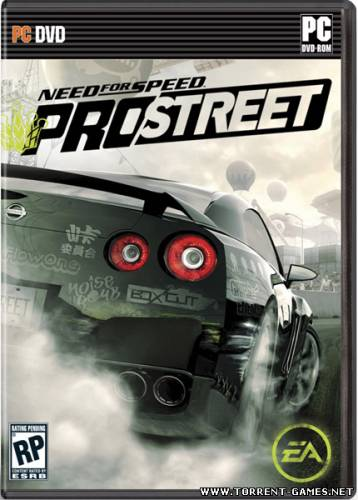 Need For Speed ProStreet: Lan Edition v.1.1 (RUS/RePack by Dr.Mefhisto)