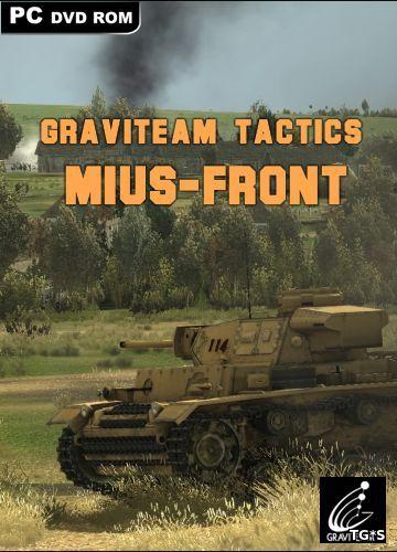 Скачать игру graviteam tactics mius front