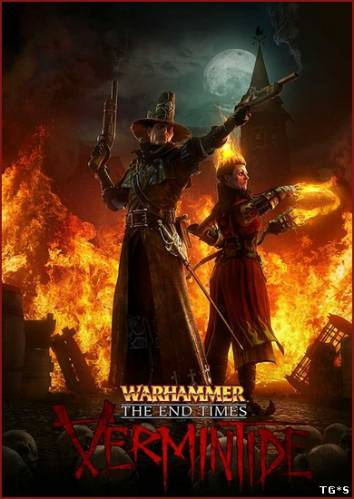 Warhammer: End Times - Vermintide Collector's Edition [2015, RUS, DL, Steam-Rip] Fisher