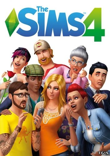 The Sims 4: Deluxe Edition [v 1.20.60.1020] (2014) PC | RePack от xatab