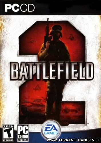 Battlefield 2(Полный набор для бесплатной игры)