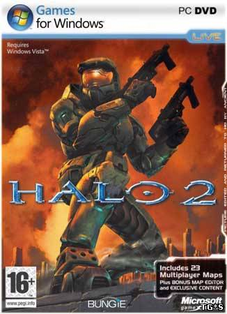 Halo 2 (Microsoft) (ENG) [Пиратка!] [2007] [XP(!) and Vista]