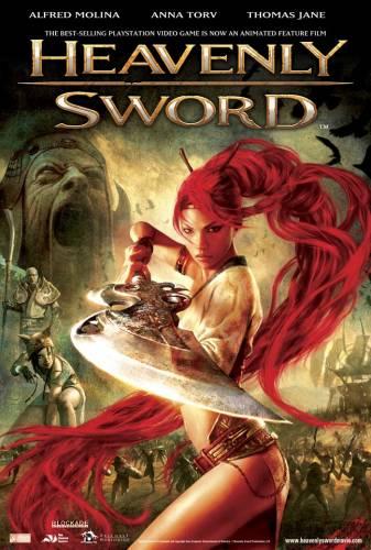 Небесный меч / Heavenly Sword (2014) HDRip