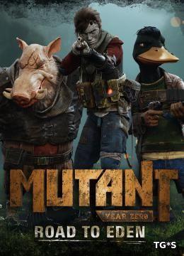 20 минут геймплея Mutant Year Zero: Road to Eden