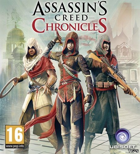 Assassin's Creed - Anthology (2008-2016) PC | RiP, Repack by R.G. Catalyst