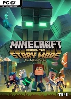 Minecraft: Story Mode - Season Two. Episode 1-4 (2017) PC | RePack by qoob