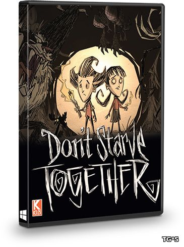 Don't Starve Together [Build 186449] (2016) PC | RePack от Valdeni
