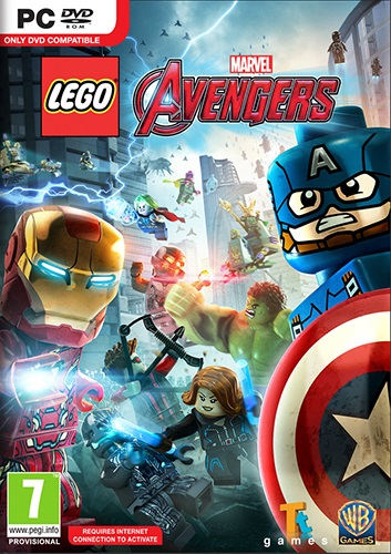 LEGO Marvel's Avengers (2016) PC | Лицензия