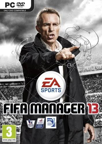 FIFA Manager 13 [Origin-Rip] (2012/PC/Eng)