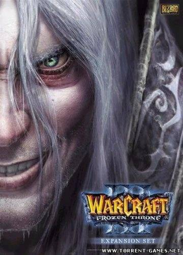 Warcraft 3: Frozen Throne v.1.24c (2010) PC | RePack