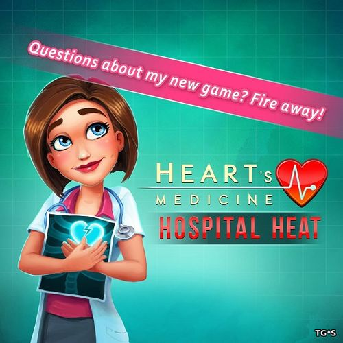 Heart's Medicine - Hospital Heat (Gamehouse) (RUS/ENG/MULTi15) [Р]