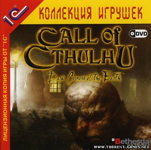 Call of Cthulhu: Dark Corners of the Earth (2006) PC | RePack by qoob