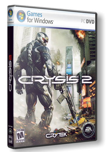 Crysis 2 [v1.2] Rus (RePack by Torrent-Games)