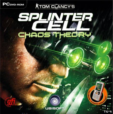 Tom Clancy's Splinter Cell: Chaos Theory [2005, RUS,ENG, Repack] R.G. Revenants