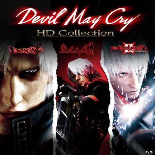 Devil May Cry HD Collection [RUS 1 & 3 / v 1.0 update 1] (2018) (2018) PC | RePack by jdPhobos