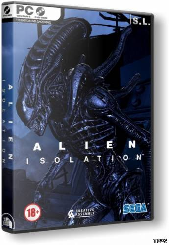 Alien: Isolation [Update 5] (2014) PC | RePack by SeregA-Lus