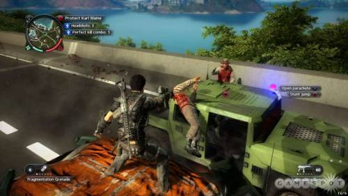 Just Cause 2 crack fix Reloaded Games