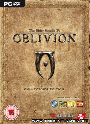 The Elder Scrolls IV Oblivion - Золотое издание